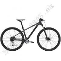Bicykel Trek X-Caliber 7 2019 matná čierna /Vel:17.5 29