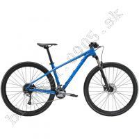 Bicykel Trek X-Caliber 7 2019 matná modrá /Vel:17.5 29