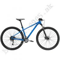 Bicykel Trek X-Caliber 7 2019 matná modrá /Vel:19.5 29