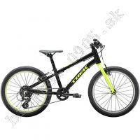 Bicykel Trek Wahoo 20 2019 čierna/zelená