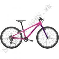 Bicykel Trek Wahoo 24 2020 ružová