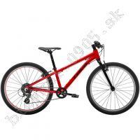 Bicykel Trek Wahoo 24 2019 červená  /Vel:24