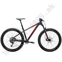 Bicykel Trek Roscoe 7 2019 matná čierna /Vel:21.5 27.5