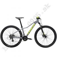 Bicykel Trek Marlin 6 WSD 2019 matná šedá/Vel:18.5 29