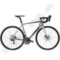 Bicykel Trek Émonda SL 6 D 2019 matná strieborná /Vel:58