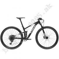 Bicykel Trek Top Fuel 8 2019 matná čierna /Vel:18.5 29
