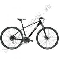 Bicykel Trek DS 2 2019 čierna /Vel:M