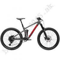 Bicykel Trek Remedy 7 2019 matná šedá /Vel:19.5 27.5
