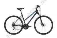 Bicykel Kellys CLEA 90 2019 čierna  /Vel:M