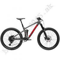Bicykel Trek Remedy 7 2019 matná šedá /Vel:18.5 27.5