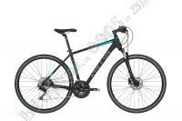 Bicykel Kellys PHANATIC 70 2019 čierna /Vel:L