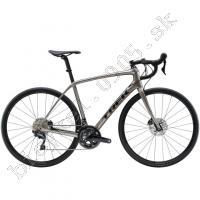 Bicykel Trek Domane SL 6 D 2019 matná strieborná /Vel:60
