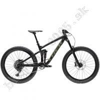 Bicykel Trek Remedy 8 2019 matná čierna /Vel:21.5 27.5