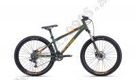 Bicykel CTM Raptor 2.0 matná zelená 2019