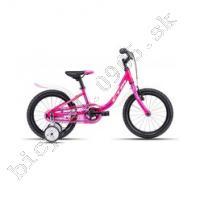 Bicykel CTM Marry 16 ružová _19
