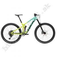 Bicykel Trek Slash 9.7 2019 zelená /Vel:19.5 29