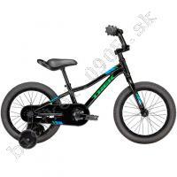 Bicykel Trek Precaliber 16 čierny /Vel:16