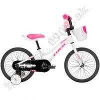 Bicykel Trek Precaliber 16 biely /Vel:16