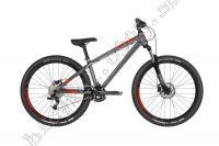 Bicykel Kellys WHIP 50 matná šedá 2019 /Vel:L