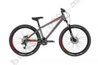 Bicykel Kellys WHIP 50 matná šedá 2019 /Vel:M