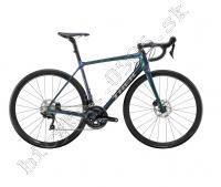Bicykel Trek Émonda SL 5 D 2020 modrá/zelená /Vel:54