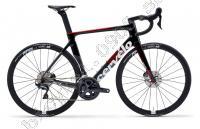 Bicykel Cervelo S3 Ultegra 2019 červená čierna /Vel:58