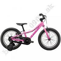 Bicykel Trek Precaliber 16 ružová 2020