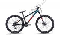 Bicykel CTM Raptor 2.0 čierna 2021