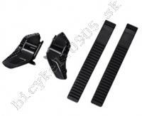 Remienok+pracka čierna pre SHR320/260/XC90/70/M089/WM64