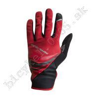 Rukavice CYCLONE GEL červené /Vel:XL