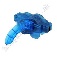 Čistič reťaze BLUE s rúčkou