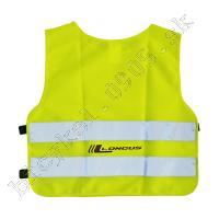 Návlek reflexný EN1150 žltý /Vel:XL