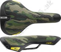 Sedlo NET Camouflage Fec/AM 360g