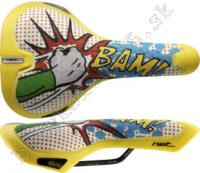 Sedlo NET Comic Fec/AM 360g