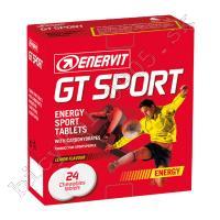 Tabletky GT SPORT citrón 24 tab