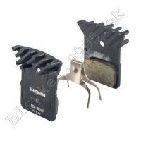 Platničky brzd. resin s chladičom L02A  BRM9100/R9170/8070/RS805/505/405