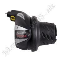 Radenie revoshift RS36 7-k. pravé čierne