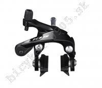 Brzda 105 BRR7000 predná čierna CS49 10,5/12,5/18/27mm matica (R55C4)