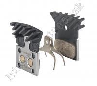Platničky brzd. metal s chladičom L04C DURA ACE/ULTEGRA/105/GRX/SHIMANO