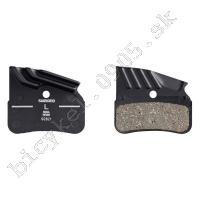 Platničky brzd. resin s chladičom N03A  BRM9120