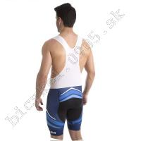 Nohavice ELITE PURSUIT LTD čierno/modré /Vel:XXL