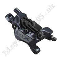 Strmeň brzd. SLX M7120 4-piest hydraulický Post Mount+platničky N03A