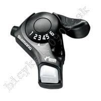Radenie TX30 6-k. pravé čierne