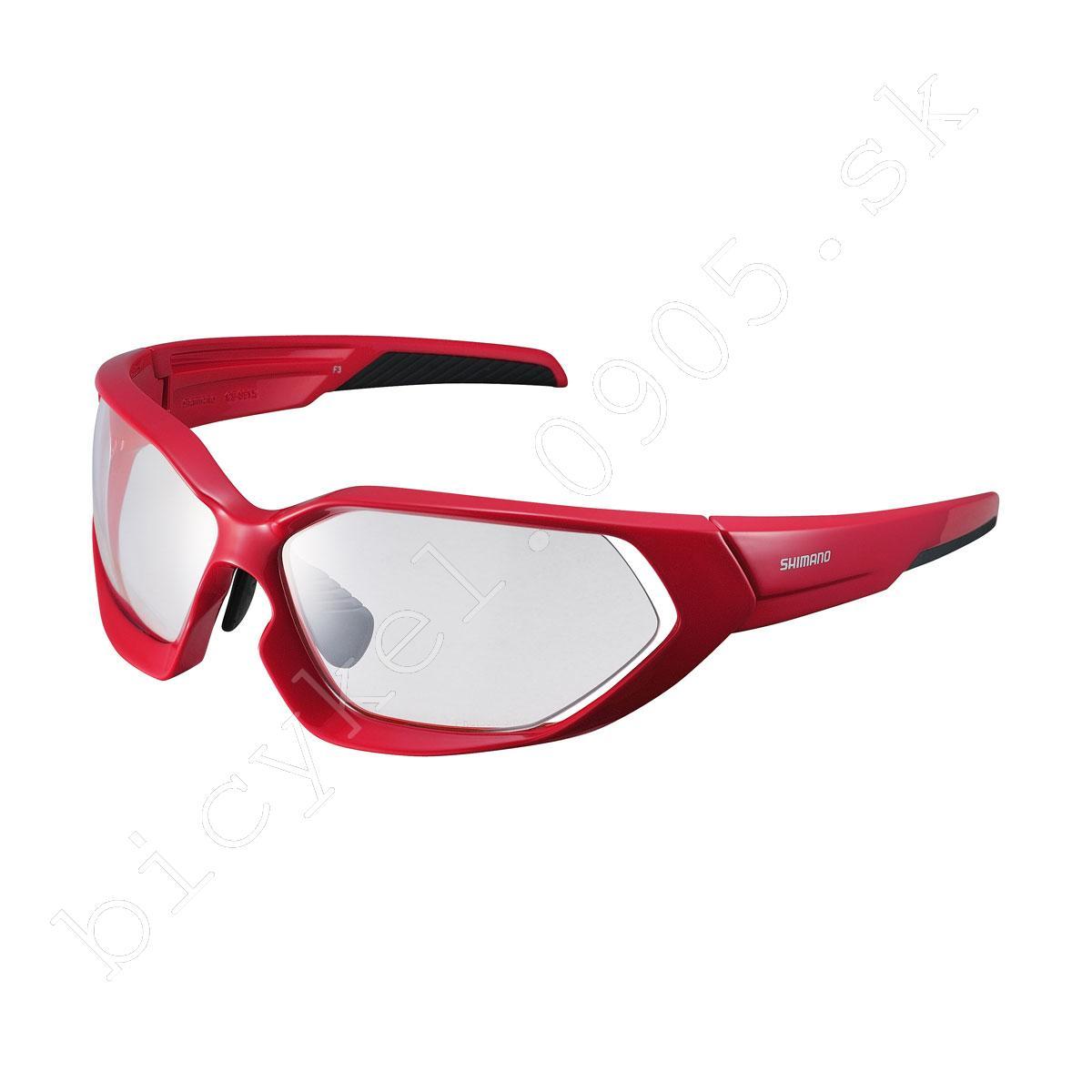 e3a11e7b9 bicykel,bicykle Okuliare ECES51X červeno/čierne fotochromatické číre ...