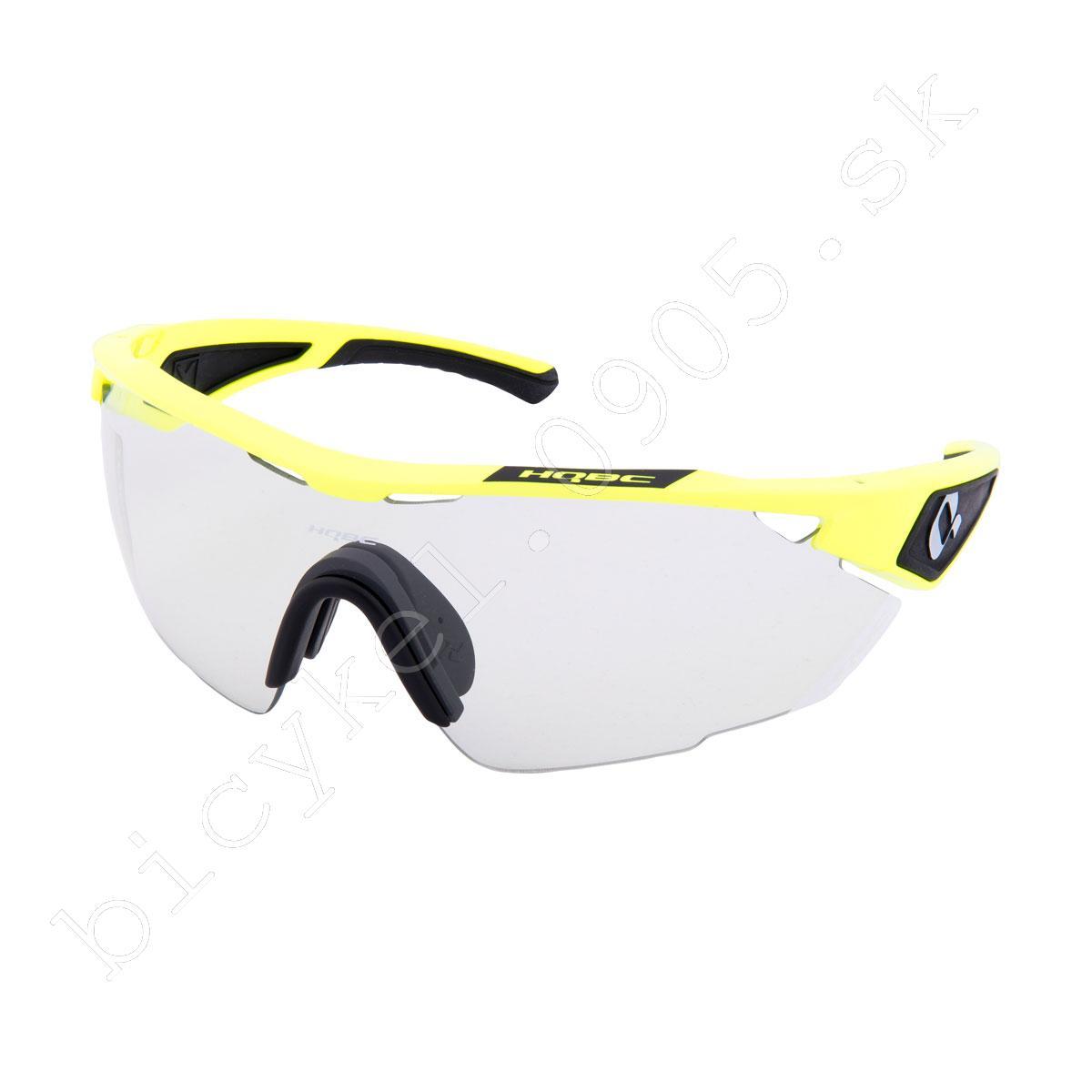 4291b0338 bicykel,bicykle Okuliare QX3 Fluo žltá Photochromic Výbava jazdca ...