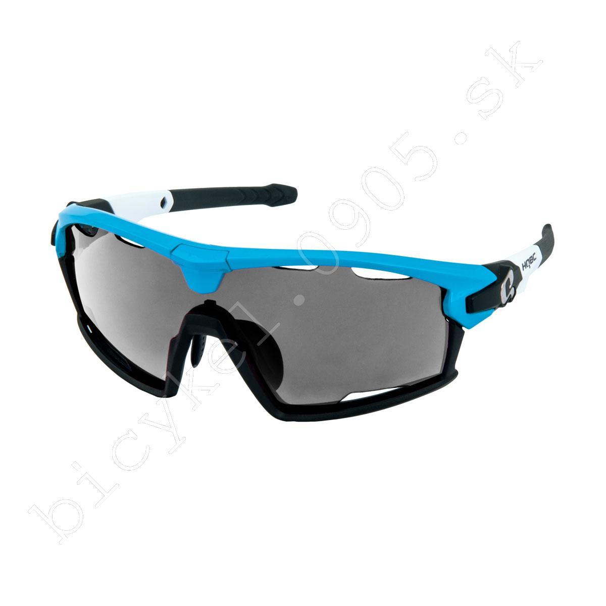 Okuliare QERT PLUS FF modré 3v1 + sklo+rámik 9568c575c0a